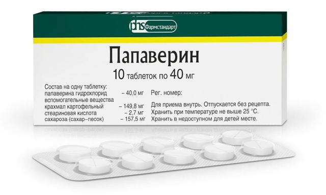 Папаверин при тонусе матки: как ставить свечи и пить таблетки при беременности