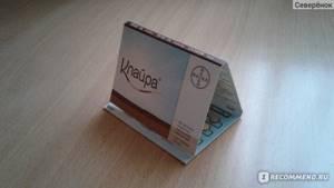 Лечение миомы матки лекарственными препаратами: таблетки Жанин, Клайра и другие