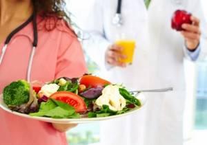 Диета при миоме матки: какие продукты следует исключить
