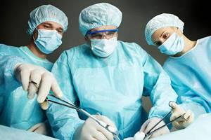 Лечение выпадения матки при помощи имплантов