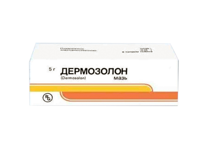 Дермозолон (dermosolon)