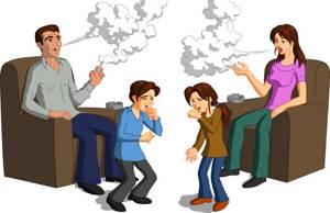 Почему курение вызывает заболевания?