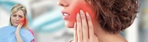 Приготовление компрессов и ванночек при сильной зубной боли