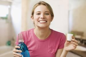 Средство для облегчения воспаления после удаления зуба