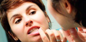 Средство из подорожника большого для полоскания полости рта