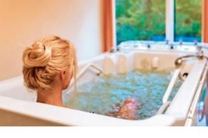 Водные процедуры - применение, противопоказания
