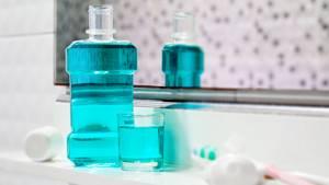 Противовоспалительное лекарство для полоскания полости рта из аниса пахучего