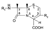 Цефалотин (cephalotin)