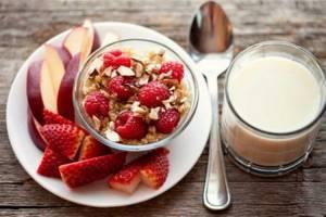 Что должен содержать полезный завтрак?