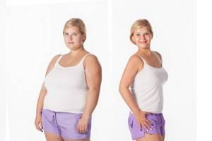 Неправильное питание и лишний вес