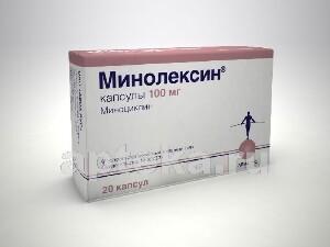 Метациклина гидрохлорид (methacyclinum hydrochloridum)